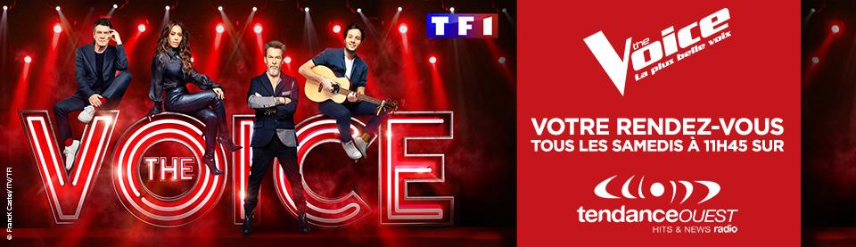 Suivez l'actualité de The Voice sur Tendance Ouest