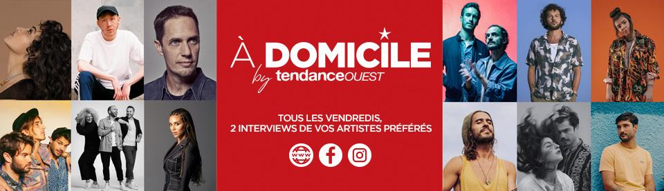 Suivez l'actualité de la rubrique A Domicile de Tendance Ouest