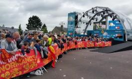EN DIRECT. La Manche en fête pour la présentation des équipes du Tour de France