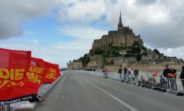 EN DIRECT. La première journée du Tour de France dans la Manche