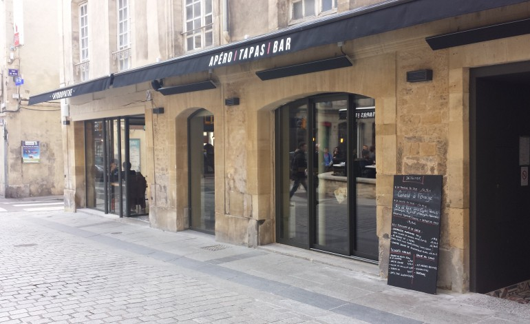 Notre table caennaise l 39 hydropathe rue saint laurent caen - Rue saint laurent caen ...