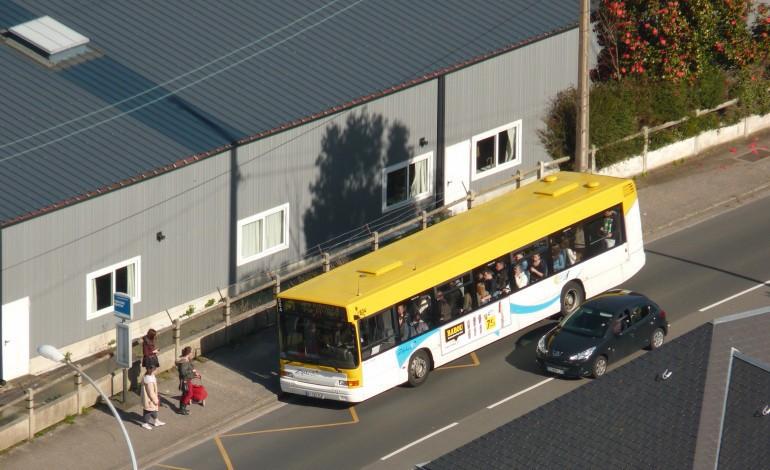 Nouveau réseau Zéphir Bus : ce qui change dès ce lundi