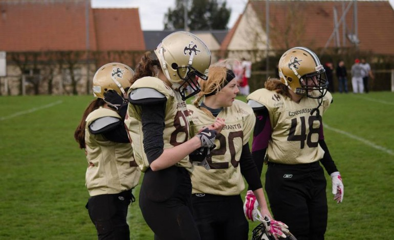 Football americain en normandie