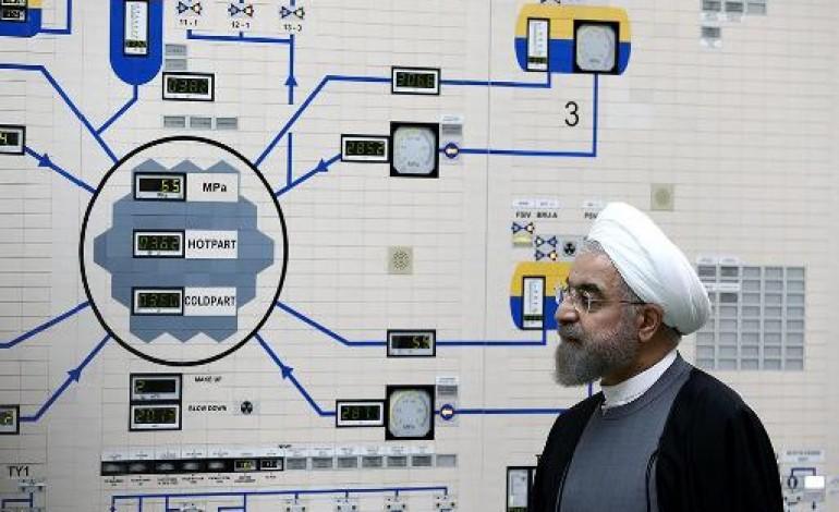 nucl aire l 39 iran exclut l 39 inspection de sites militaires. Black Bedroom Furniture Sets. Home Design Ideas