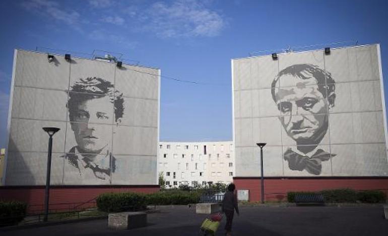 Chanteloup-les-Vignes (France) (AFP). 20 ans après La Haine, Chanteloup-les-Vignes a digéré l'héritage