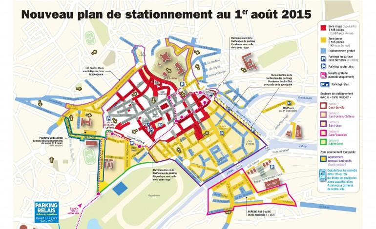 Parking Gratuit Amiens Centre Ville