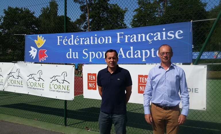 Championnat de france de tennis adapt dans l 39 orne - Ligue de basse normandie tennis de table ...