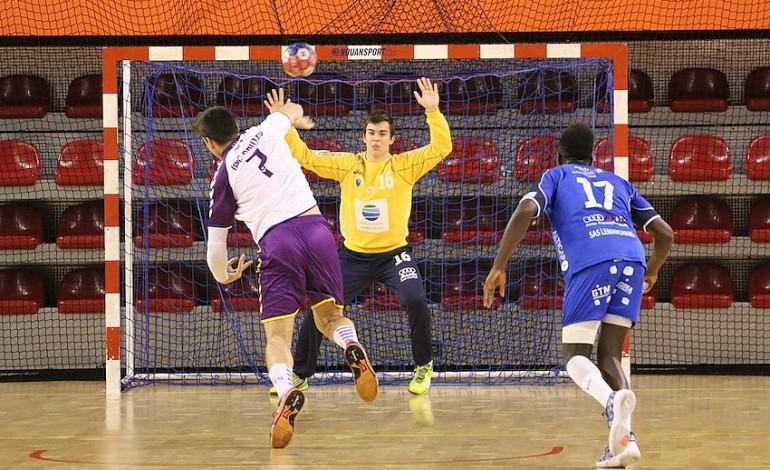 Handball oissel mrnhb au 3 me tour de la coupe de france - Handball coupe de france ...