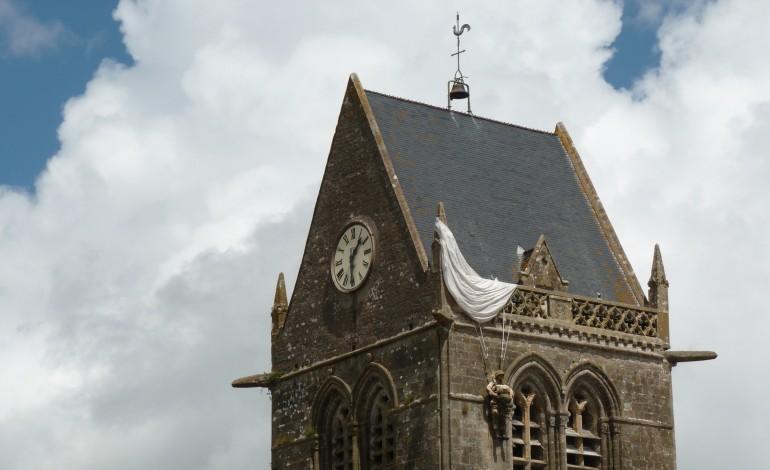 Attentats marche blanche sainte m re eglise mercredi - Marche paris mercredi ...