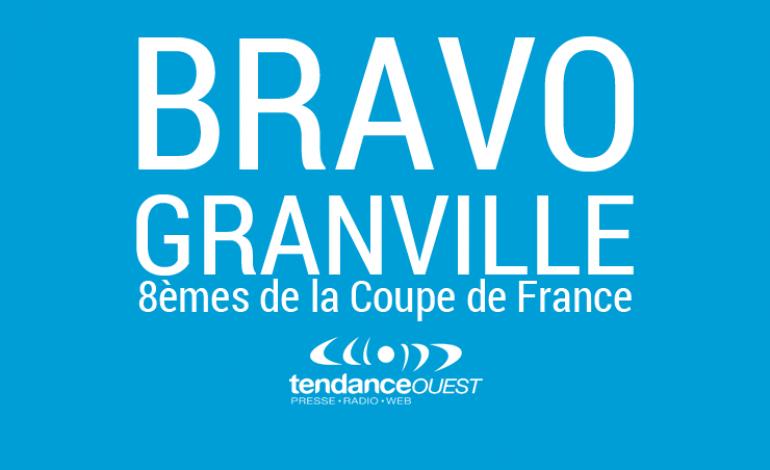 Replay coupe de france le match historique de granville en 16 mes - Match de coupe de france ...