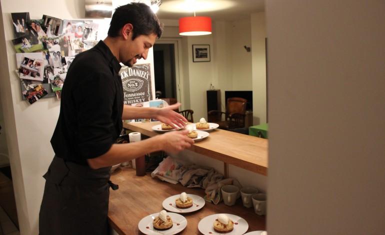 C 39 est ma vie cuisinier domicile rouen for Cuisinier domicile
