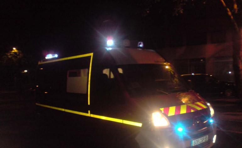 un jeune conducteur alcoolis perd le contr le de sa voiture livarot. Black Bedroom Furniture Sets. Home Design Ideas