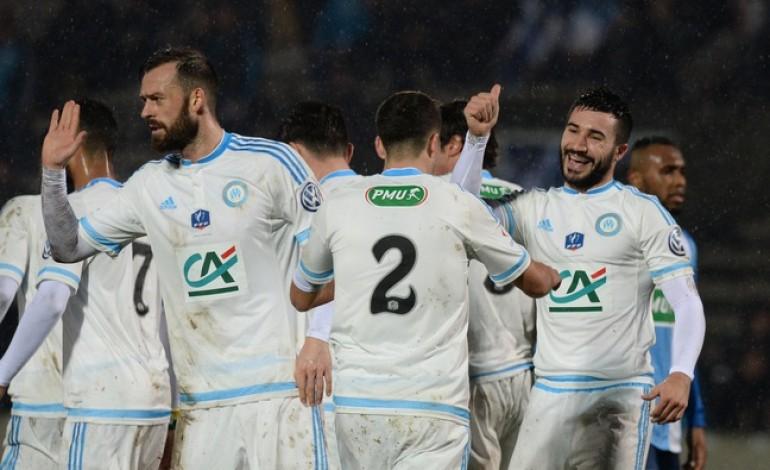 Granville affrontera l 39 om en quarts de finale de la coupe - Quarts de finale coupe de france ...