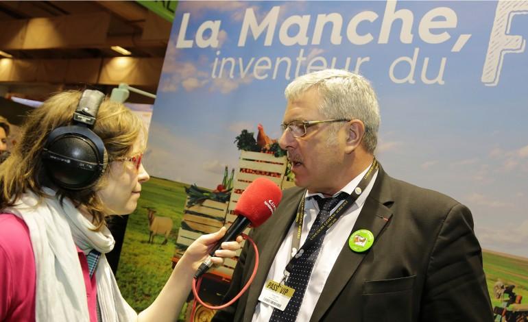 Salon de l 39 agriculture 2016 le boycott est inappropri for Chambre agriculture manche