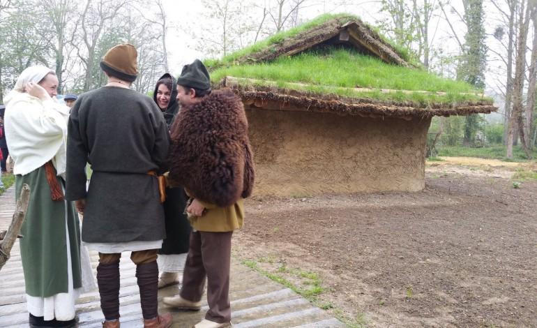 A Hérouville, le village viking d'Ornavik s'est agrandi