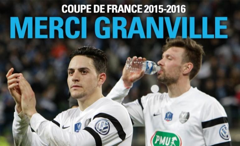 Football coupe de france l 39 us granville petit poucet - Finale coupe de france football 2015 ...