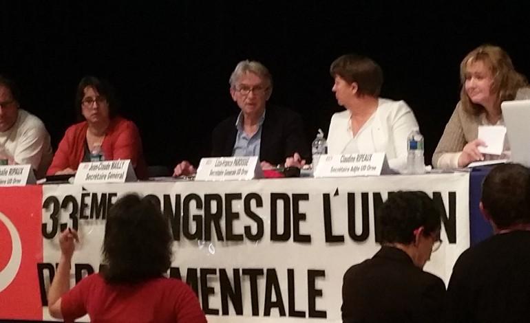 Jean-Claude Mailly, à Alençon : « aucune manifestation n'a été interdite depuis 1958 »