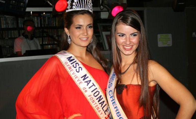 Lolita Normand élue Miss Cherbourg !