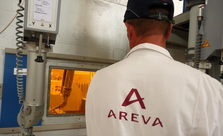 Manche : incident de niveau 1 sur l'usine Areva de La Hague