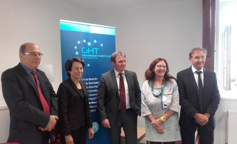 Normandie: le Groupement Hospitalier Rouen Coeur de Seine, une révolution pour le patient