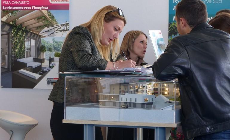 Salon de l 39 immobilier neuf rouen 25 experts vous for Salon a rouen