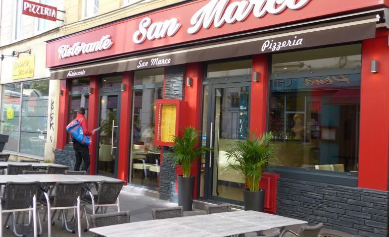 Bonne table à Rouen : le San Marco, un Italien rue des Augustins
