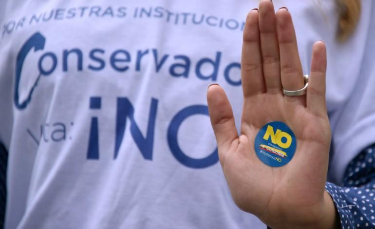 Bogota (AFP). La Colombie vote sur l'accord de paix avec la guérilla des Farc