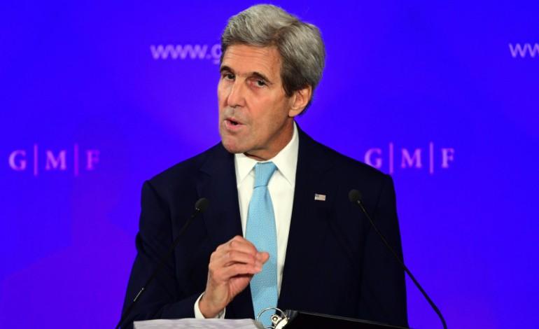 Bruxelles (AFP). Syrie: les Etats-Unis n'ont pas renoncé à rechercher la paix