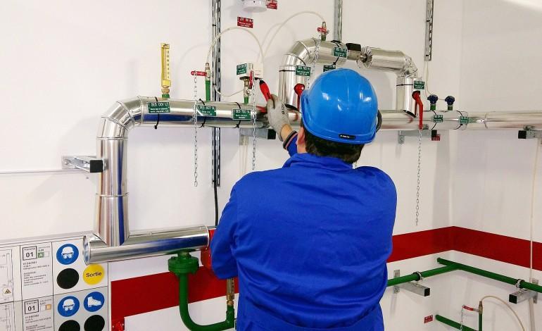 Cany-Barville. En Seine-Maritime, un nouveau centre de formation nucléaire pour les employés de Penly et Paluel