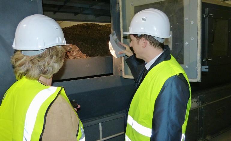 Près de Rouen, une chaufferie biomasse pour réduire la facture des usagers et protéger l'environnement