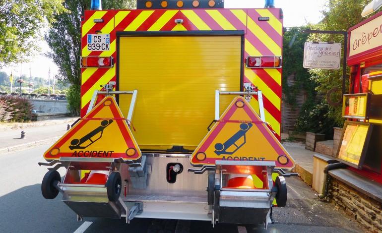 Cherbourg. 4 blessés dont 3 enfants dans un accident de la route dans le Cotentin