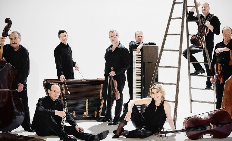 "Sirba Octet et Isabelle Georges : un ""melting pot"" musical à Hérouville Saint-Clair"
