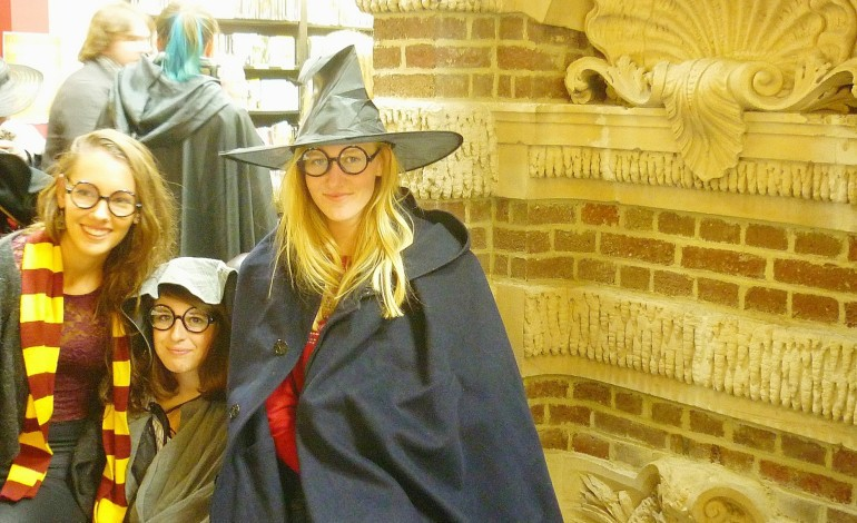 A Rouen, immersion dans le monde de Harry Potter