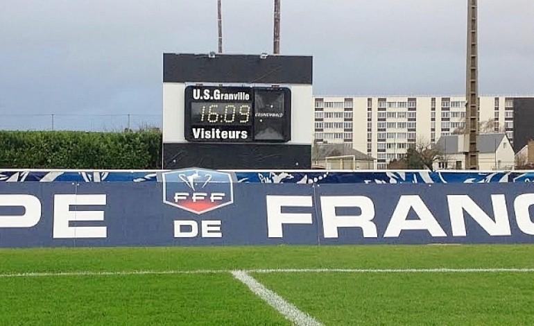 Football en normandie dives et alen on au 7 me tour de la coupe de france - Resultat coupe de france 7eme tour ...