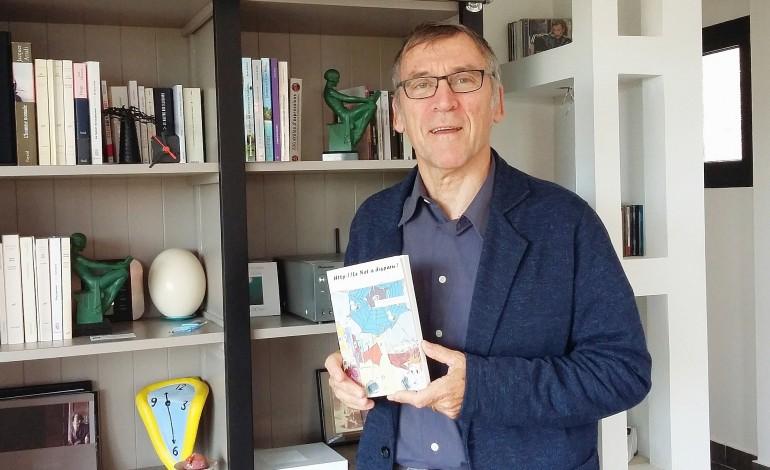 Sortie littéraire en Seine-Maritime. Christian Becquetimagine une grande panne d'internet sur fond de politique