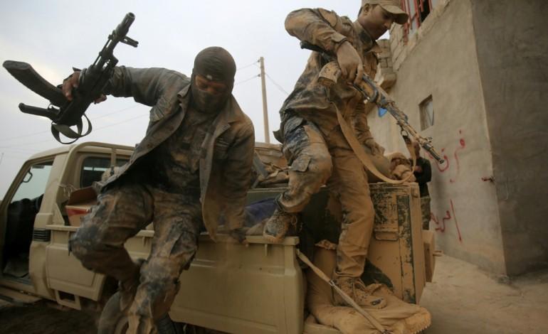 """Irak: """"pause"""" de deux jours dans l'offensive sur Mossoul"""