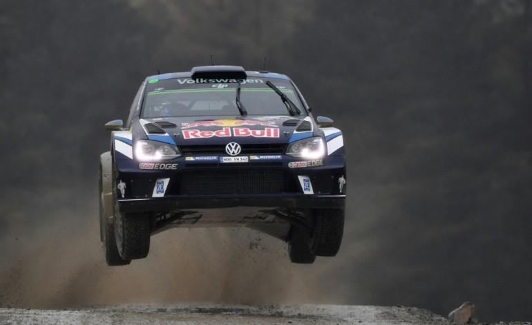 Rallye: la passe de quatre pour Ogier et Volkswagen