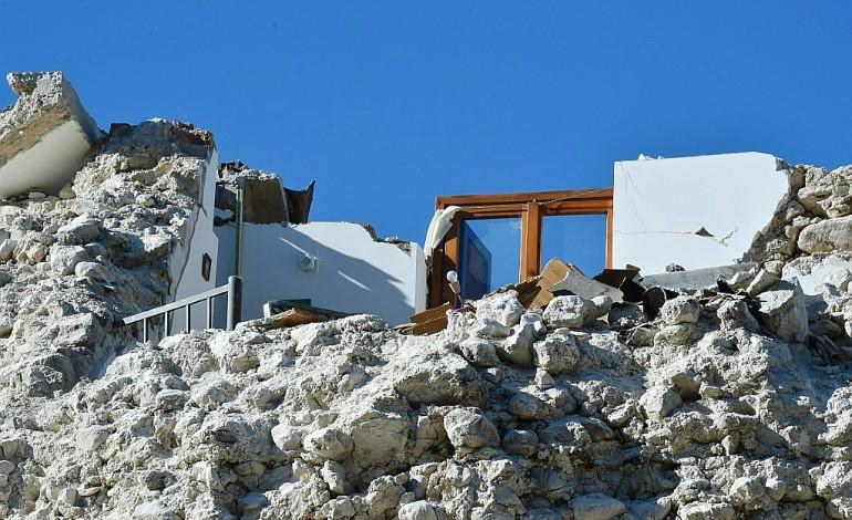 Séisme en Italie : des milliers de personnes désormais sans toit
