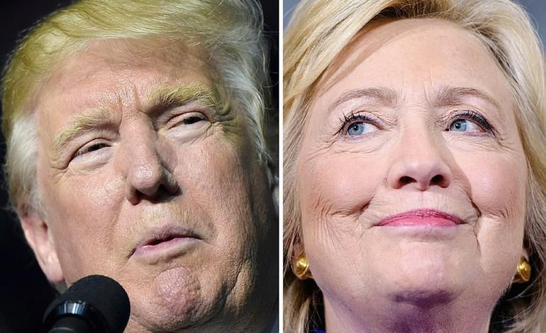 Donald Trump y croit, Hillary Clinton se retrousse les manches