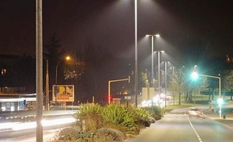 En Normandie, le remplacement à petit feu de l'éclairage public