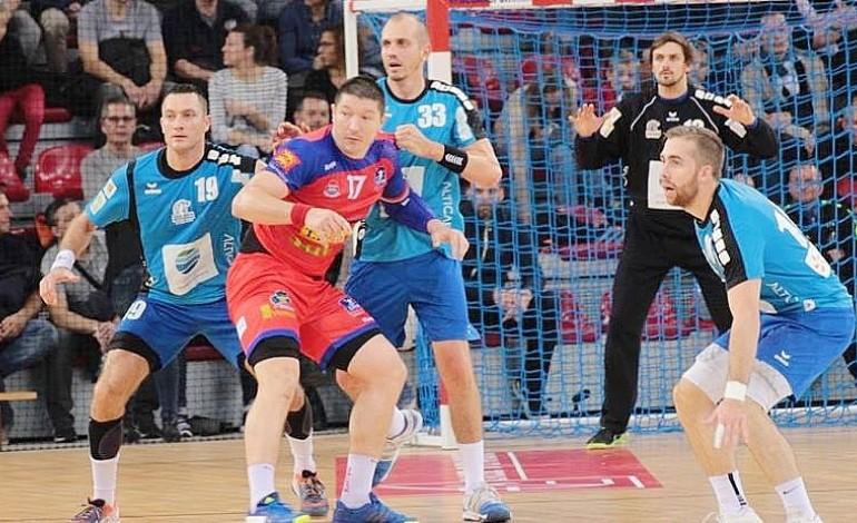 Handball en coupe de france oissel rouen m tropole handball fait son entr e face gonfreville - Handball coupe de france ...