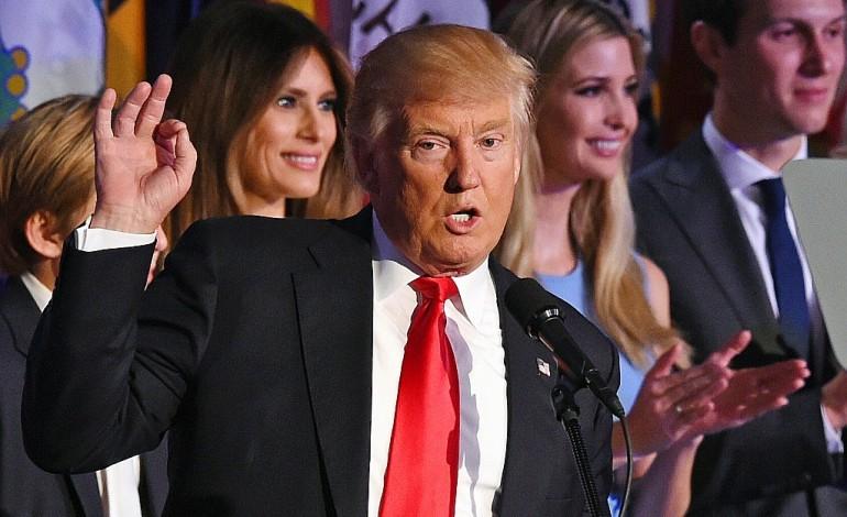 Politique étrangère de Trump: le grand saut dans l'inconnu