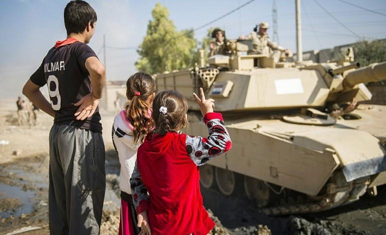Le retour redouté en Europe des enfants-soldats de l'EI