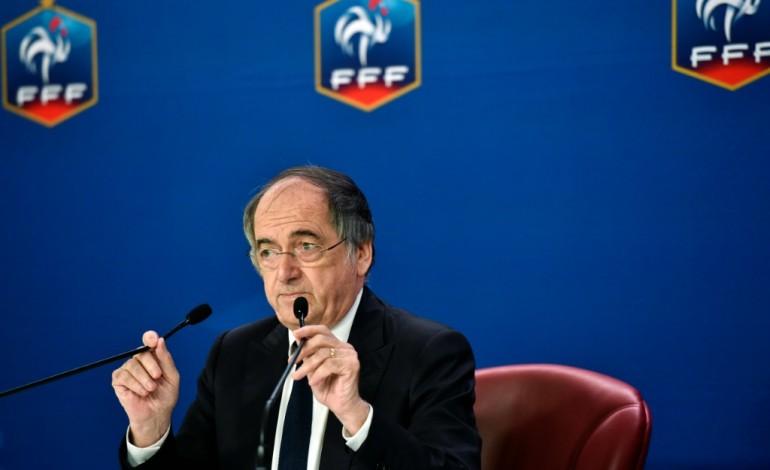 FFF: Noël Le Graët parti pour rester président