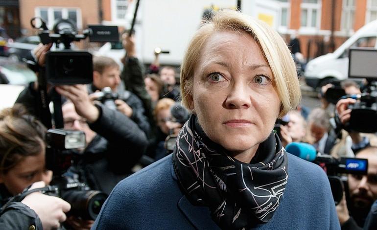 Audition d'Assange: un magistrat suédois à l'ambassade d'Equateur