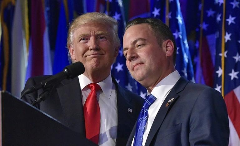 Etats-Unis: Trump se veut apaisant, appelle à