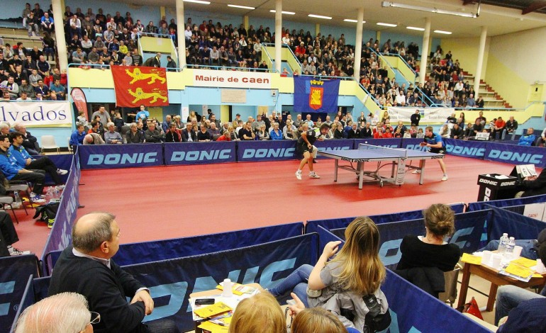 Tennis de table pro a caen se retrouve lanterne rouge - Resultat tennis de table pro a ...