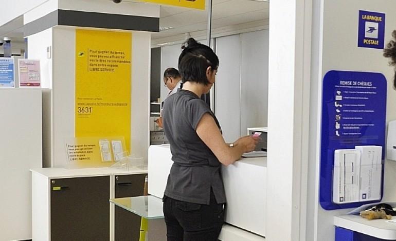 suppression de trois bureaux de poste 224 caen aucun licenciement pr 233 vu