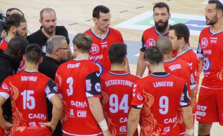 Handball : défaite des Vikings chez le leader de Proligue