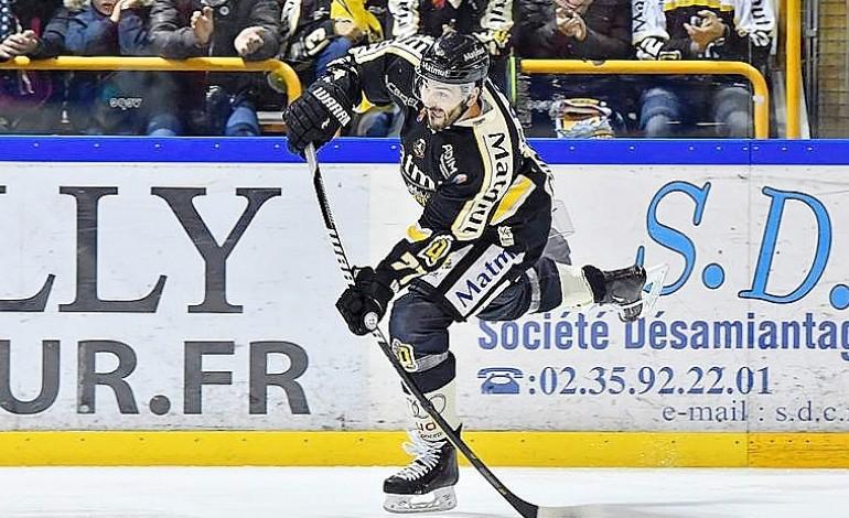 Rouen. Hockey-sur-glace: les Dragons de Rouen font tomber le leader